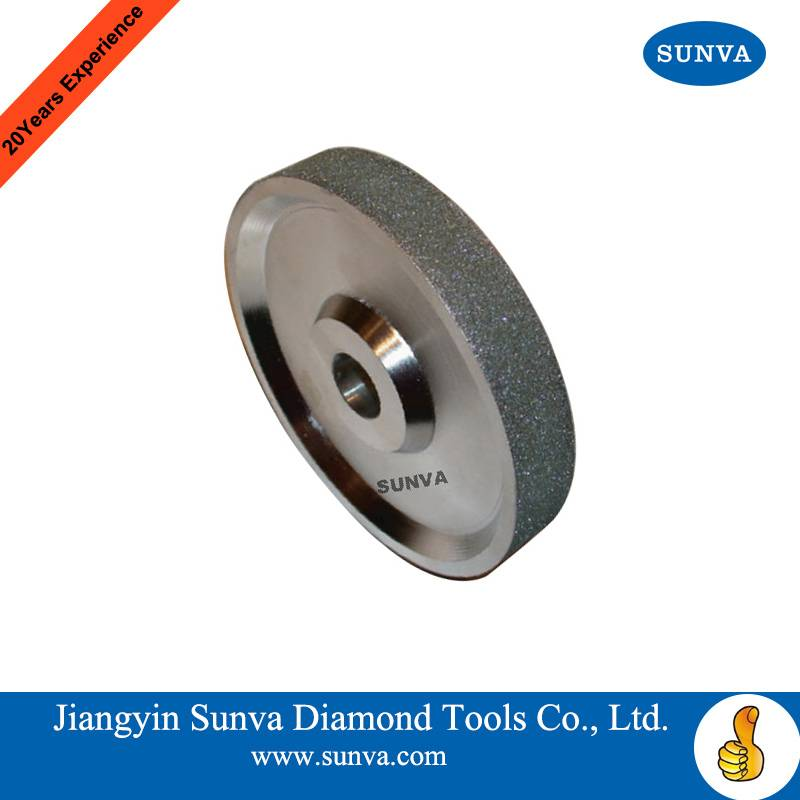 SUNVA Electroplated diamond grinding wheel/diamond polishing wheel
