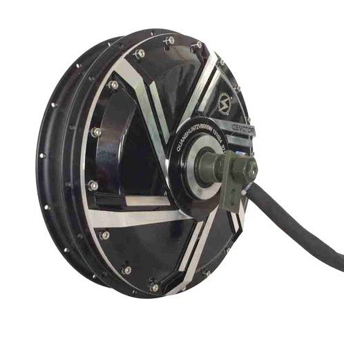 5000W Spoke Hub Motor for electric motorcycle