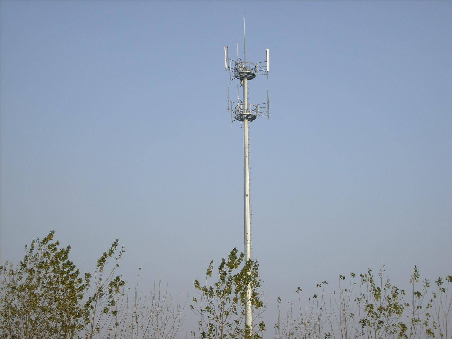TELCOM STEEL TOWER and Pole tower