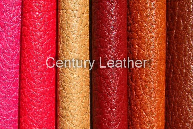 pu artificial leather for luggage