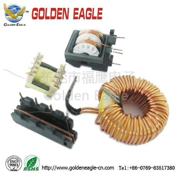 inductor coil in coffee machine