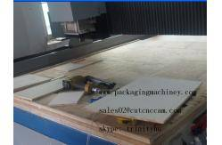 milling router make production of die mold