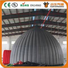 New arrival good quality attractive big inflatable tent for 2015