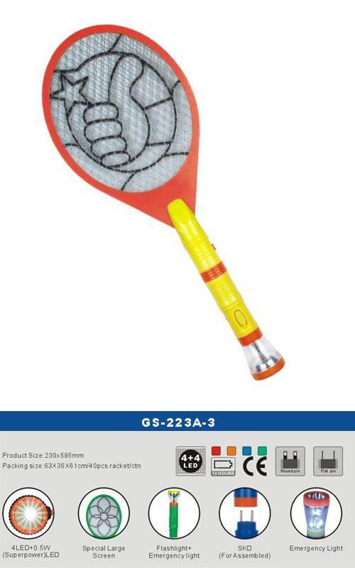 electronic bug swatter