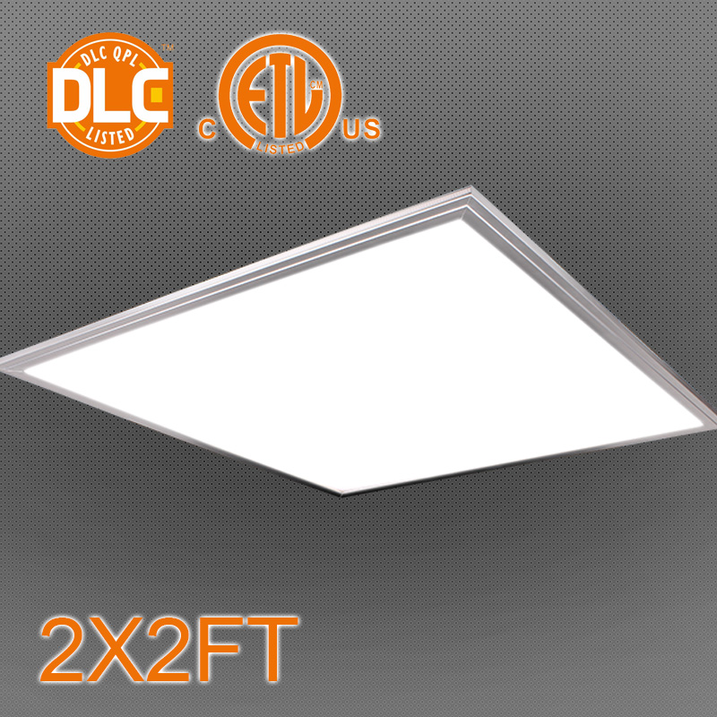 2X2FT Square 54W LED Panel Light with DLC&ETL