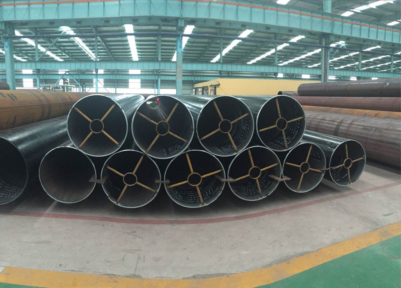 SAWL Welded pipes