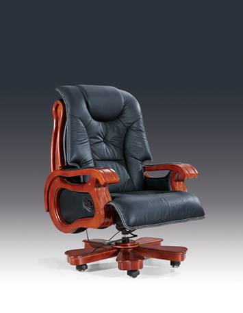 Hot Sale Leather Office Sivel Executive Chair