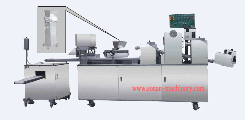 Automatic steamed bun machine suppliers