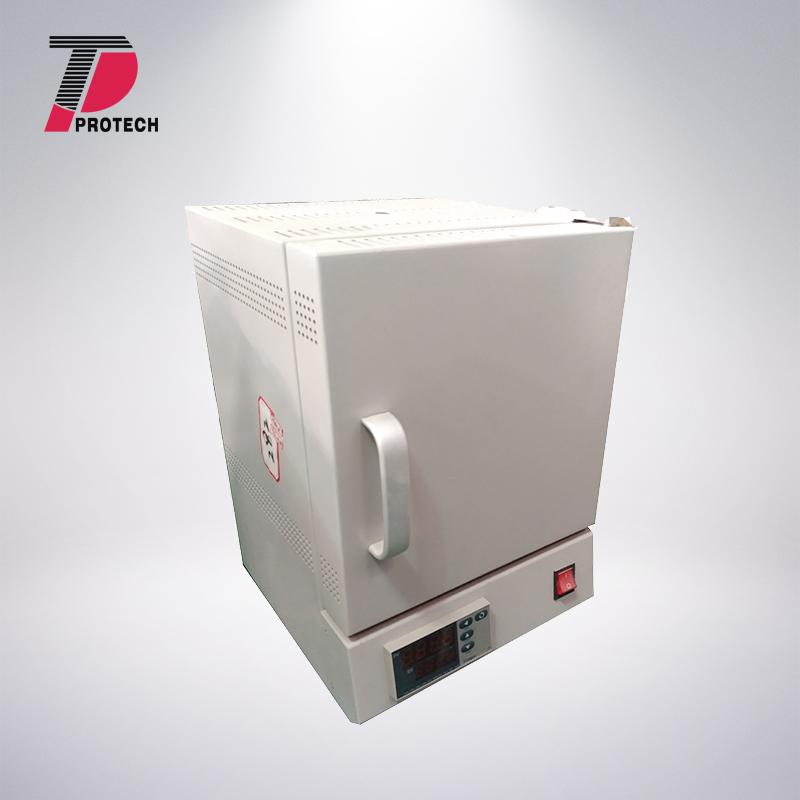 1200 Mini muffle furnace