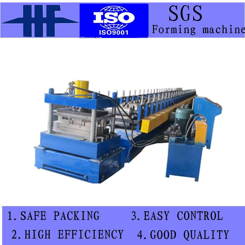 818 Typed Environmental Anode Plate Roll Forming Machine