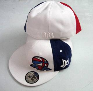 Custom Multicolor Fitted Hats