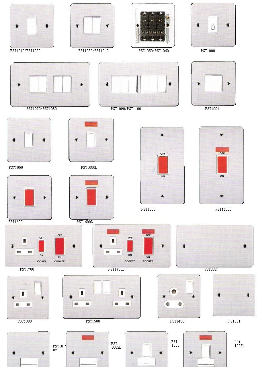PST wall switch