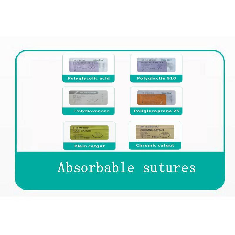 absorbable sutures