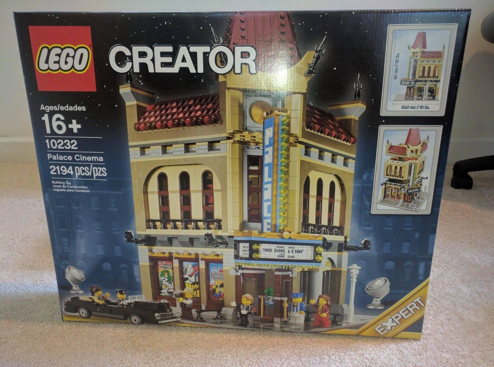 Lego 10232 Creator Palace Cinema Set