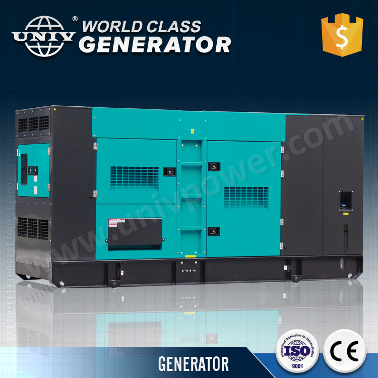 30kva super silent Power diesel generator set