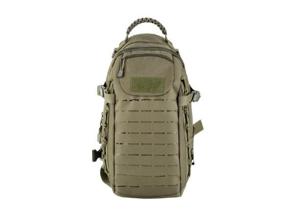 New design laser cut molle system tactical backpack camouflage military backpack bag