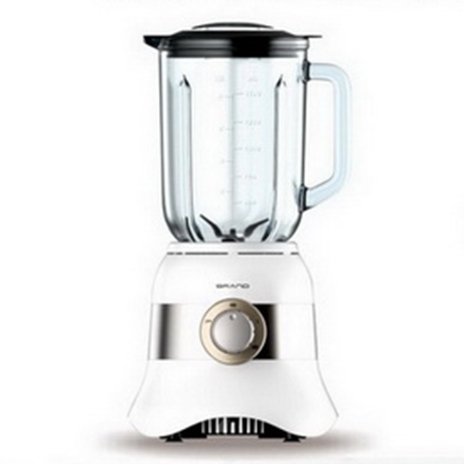 JH-233G 2 IN 1 GLASS JAR BLENDER WITH GRINDER