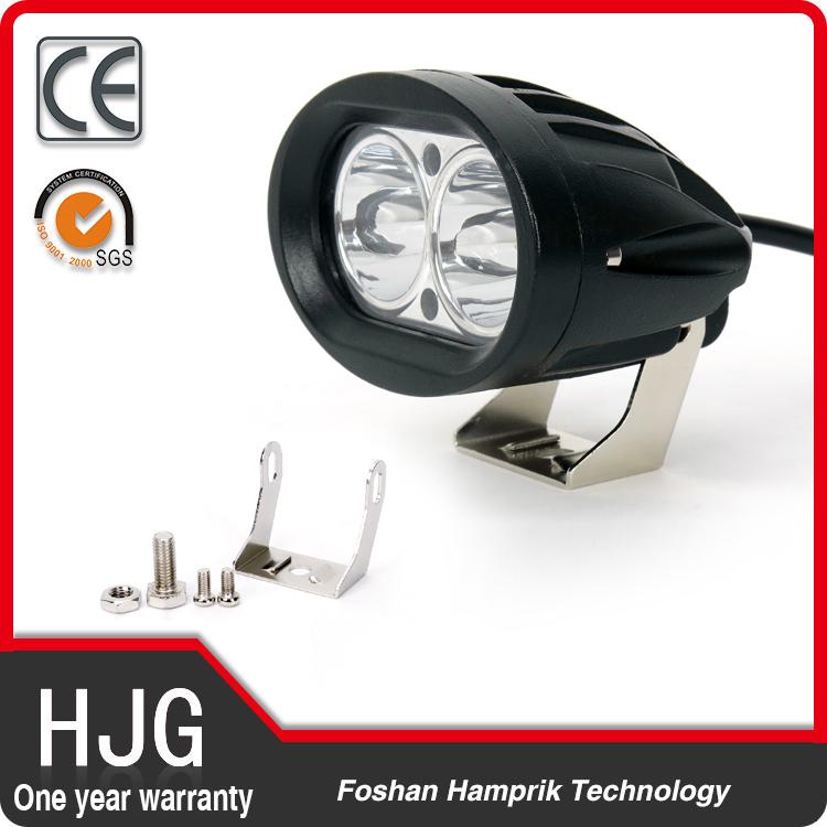factory wholesale led motorcycle work light 12v led folk light 20w led light for truck