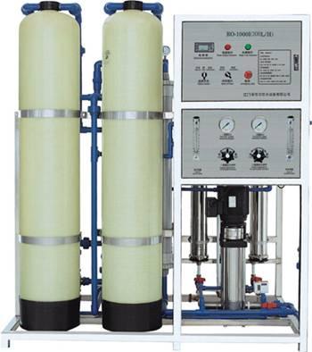 RO water Treatment Machine 300L/H