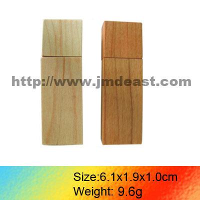 Environment friendly wood usb wooden usb stick