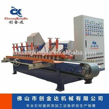 ckd type quartz stone polishig machine for stone sample