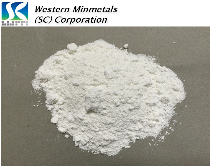 High Purity Antimony Oxide at Western Minmetals Sb2O3 99.99%,99.999%