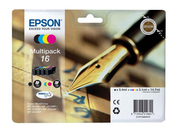 Best price Epson Pen 16 Ink Cartridges Multipack