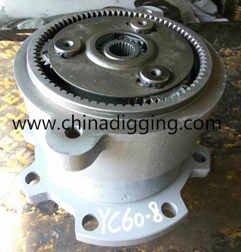 Yuchai YC60-8 swing gearbox