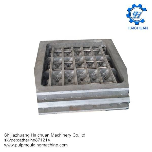 new small egg tray machine, pulp moulding forming machine, egg tray mould