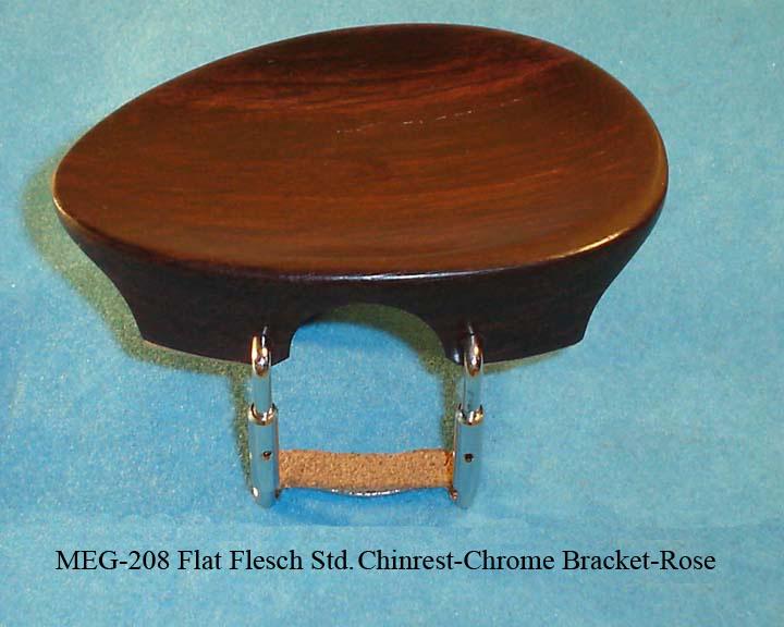 Flat Flesch Std.Chinrest