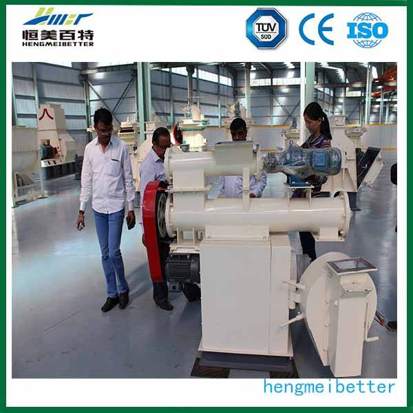 cattle feed pellet mill machine with high effcient