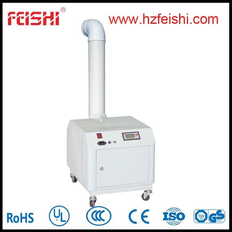6KG/H Air Ultrasonic humidifier with CE Mist fog Automatic