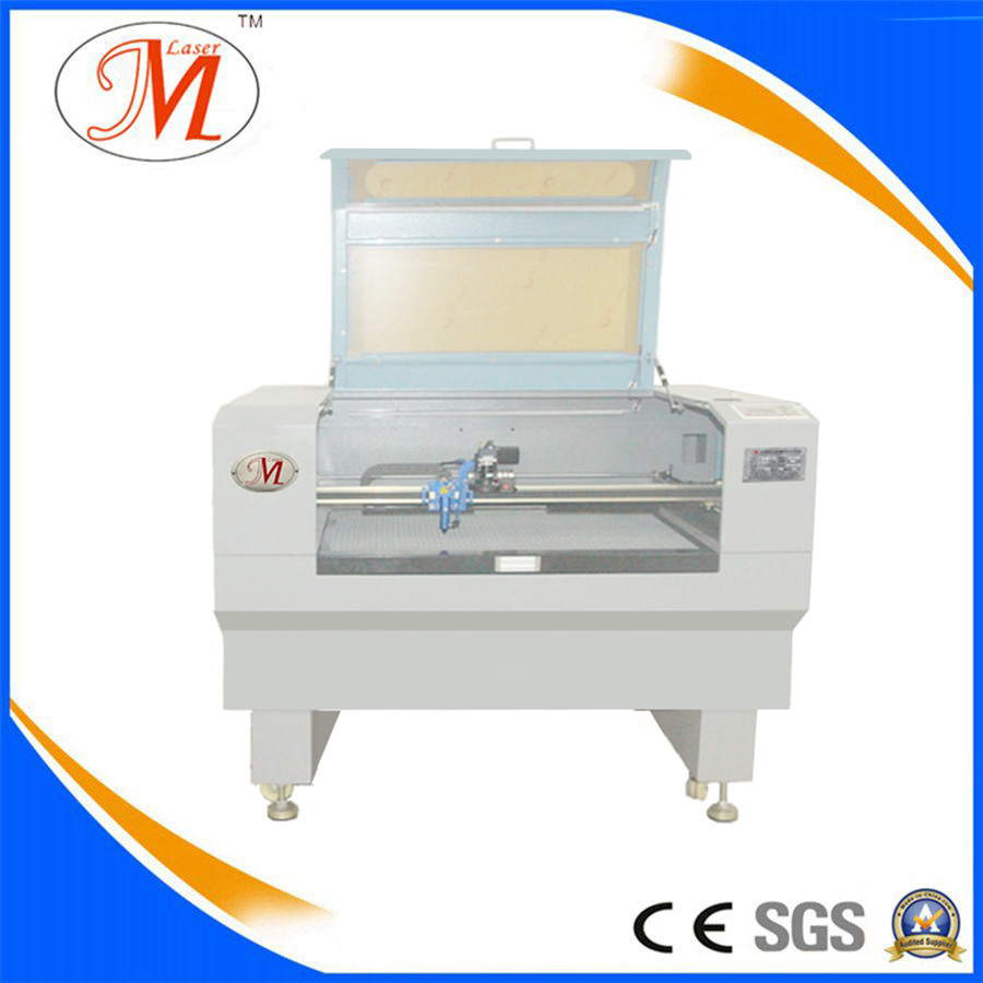 Laser Cutting Machine for Embroideries (JM-750H-CCD)