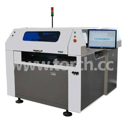 High Speed LED Visual Pick and Place Machine TP66V (TORCH)