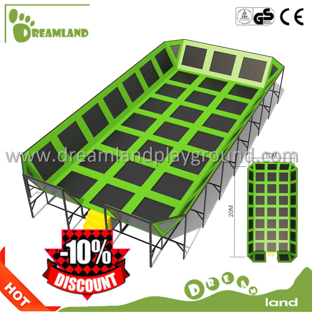 CE Certificate indoor trampoline park with baby ball pit,bungee trampoline kids