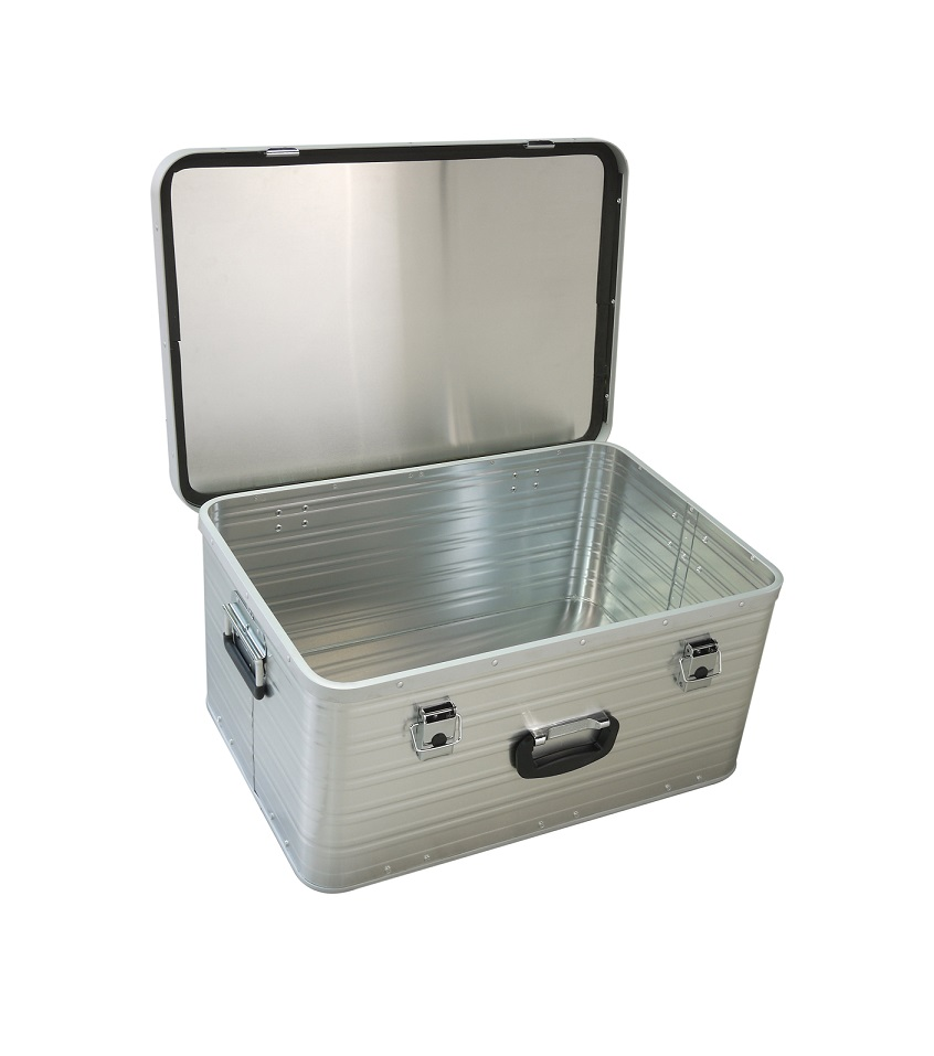 Aluminum Storage Box With 1.0mm Thickness Aluminum Panel As Storage Container