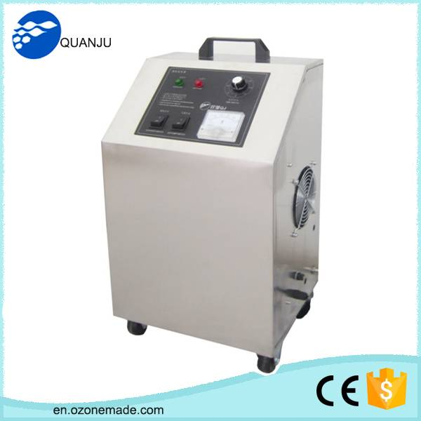 High frequency portable ozone disinfection machine