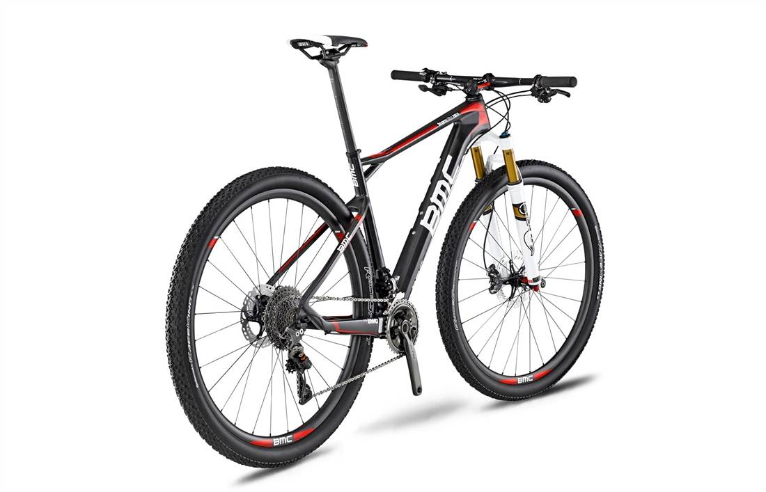 2015 BMC TeamElite TE01 29 XTR Bike