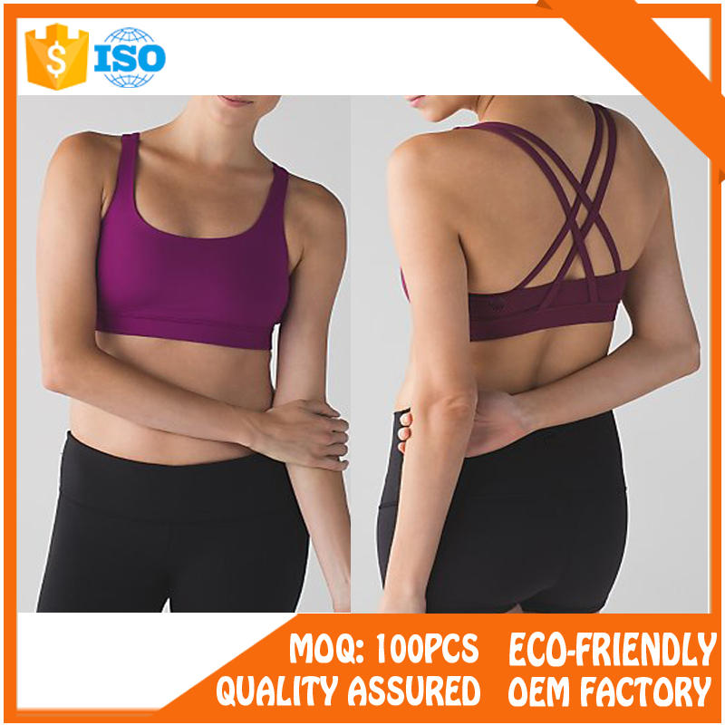Women Fitness Yoga Sport Bra