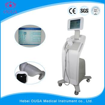 Vacuum cavitation system hifu slimming weight loss machine