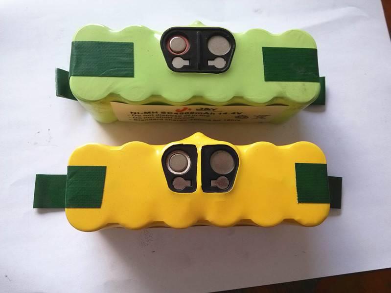 irobot roomba 500 600 700 800 replacement battery 14.4v 3000mah 3500mah