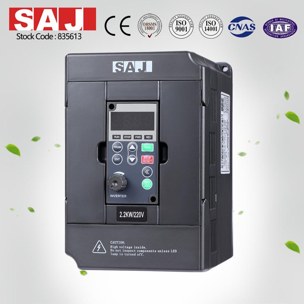 SAJ Single phase 220V input/Three phase 220V output Frequency
