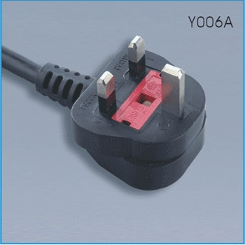U.K. power cord BS 1363