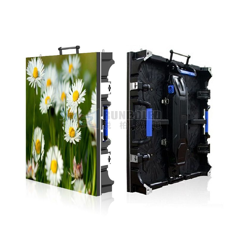 Die-casting Outdoor Waterproof LED Screen P4.81 Video Visual For Sound Stage Events