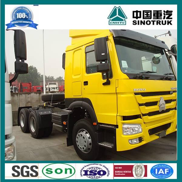 2015 10 wheel tractor truck head