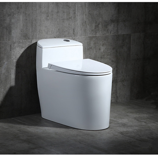 New Round China Factory Ceramic Toilet Supplier