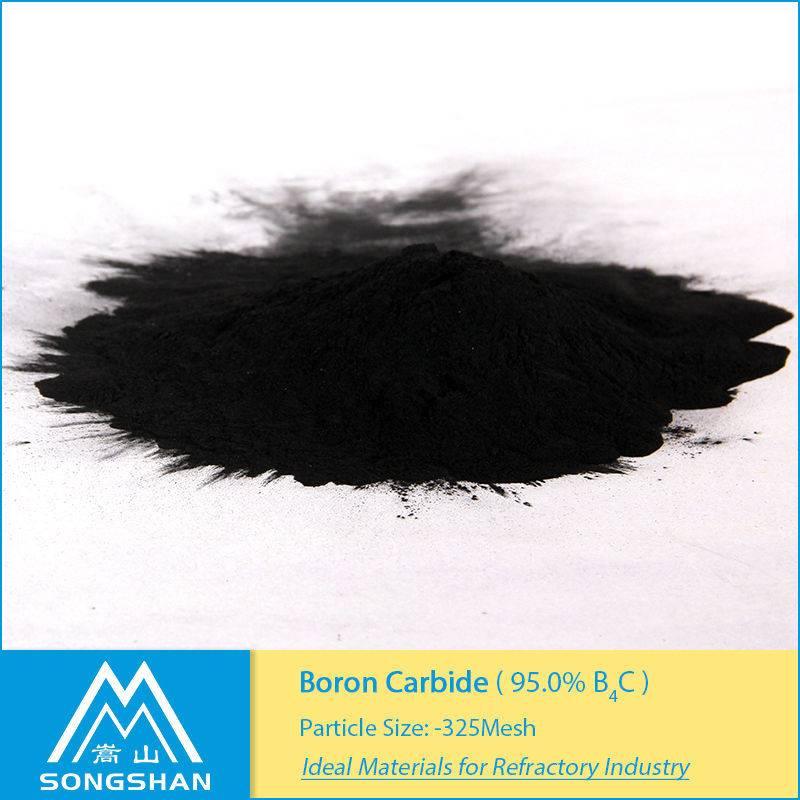 Factory boron carbide powder price