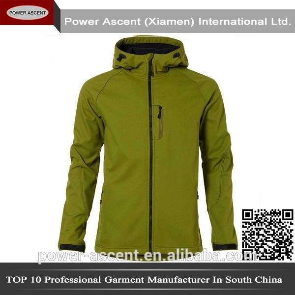 2015 stylish outdoor softshell jacket for men