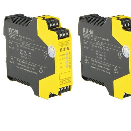 Eaton Solid State, Safety, Terminal Block, Motor Protection Relays