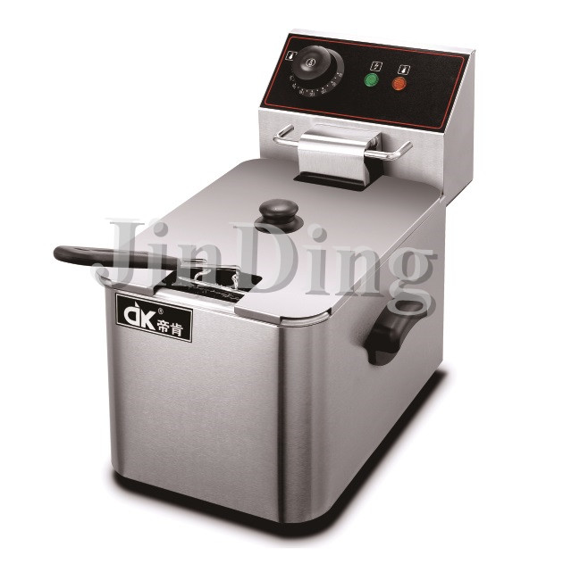 4 liter Electric deep fryer single tank DK-4L